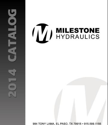 Milestone Hydraulics Of El Paso Quality Hydraulics By Mileston In El Paso